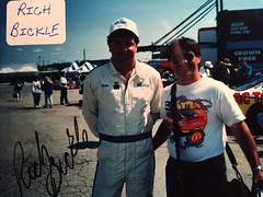 #48A-101, NASCAR, Busch, Rich Bickle (Picture Proof Autographs) Tags: fredweichmannfrederickweichmann photograph photographs inperson pictureproof photoproof picture photo proof image images collector collectors collection collections collectible collectibles classic session sessions authentic authenticated real genuine sign signed signing sigature sigatures auto autos vehicles vehicle model automobile automobiles driver drivers autoracing sport sports nascar winstoncup sprint cup busch nationwide craftsman campingworld xfinity truck series dodge charger intrepid ford thunderbird chevy lumina montecarlo pontiac grandprix taurus autographes autographed autograph fred frederick weichmann fredweichmann frederickweichmann
