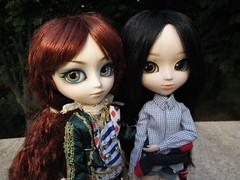 Isul Classical Mad Hatter & Pullip Yuri (leiafloral) Tags: friends doll alice yuri groove classical pullip bro mad wonderland hatter isul