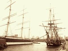 L'Herimone__12 (Andrew Aliferis) Tags: nyc newyorkcity andy harbor andrew southstreetseaport tallship frigate aga aliferis lhermione