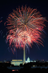 Capitol Fourth (MSummersPhotography) Tags: holiday washingtondc fireworks uscapitol lincolnmemorial 4thofjuly washingtonmonument independenceday 2014 capitolfourth