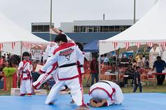 DC0_1061 (Eisbier) Tags: sport alaska training demo nikon do martial arts martialarts taekwondo anchorage tae tkd kwon champ blackbelt champmartialarts