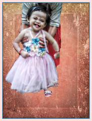 McKayla's almost One Year Old! (Chris C. Crowley) Tags: flowers baby girl toddler child princess smiles adorable littlegirl tutu mckayla pinktutu editbychriscrowley mckaylasaamostoneyearold mckaylaandhergrandmother