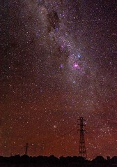 Milky Way, Darling Downs, Queensland