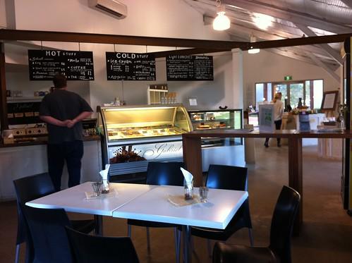 Café at Gabriel Chocolate