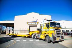 TJ Clark Full Widener (7) (draketrailerphotos) Tags: rear clark steer drake tj fullwidener