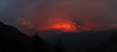 Gewitter über Osttirol! (ernst.weberhofer) Tags: sky sonnenuntergang himmel gewitter virgen osttirol unwetter bodenalm prägrater