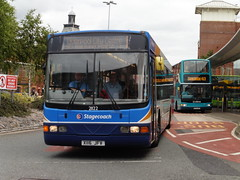 Stagecoach 21122 - X116 JFV (North West Transport Photos) Tags: bus station volvo south lancashire birkenhead wright stagecoach wirral merseyside cmt 2068 renown b10 gtl b10ble x116 jfv stagecoachmerseyside x116jfv stagecoachmerseysideandsouthlancashire