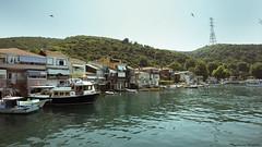 Anadolu Kavagi harbor