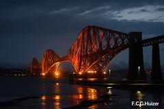 Firth of Forth bridge (Fer Huizer) Tags: scotland firthofforth spoorwegbrug