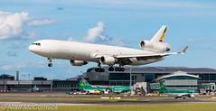 ET-AML Ethiopian Airlines McDonnell Douglas MD-11F (Niall McCormick) Tags: dublin airport aircraft douglas airlines airliner mcdonnell ethiopian md11f eidw etaml