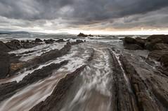 Barrika (joserrialarcn) Tags: seascape landscape atardecer nikon jose nd ricardo garcia vasco hitech pais barrika alarcon hellin 1224f4 d300s