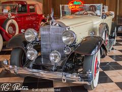 1932 Packard Twin Six Series 906 Murphy Convertible Sedan (mobycat) Tags: 1932 packard twin six 906 convertible sedan series murphy