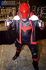 IMG_7233 (Neil Keogh Photography) Tags: antihero armour batman black comics cosplay cosplayer dc dccomics fortheloveofscifi2016 hero jacket jasontodd leatherjacket male mask new52 red redhood silver villain