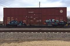 Cruel River (Psychedelic Wardad) Tags: freight graffiti tci river heavymetal hm ibd much cruel