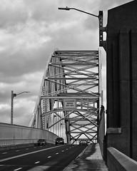 foot bridge (DML0mba) Tags: kapechick capecod sagamore bridge capelife canon teamcanon blackwhite getoverit