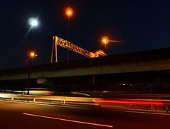 Shinkiba (MEG/TYO) Tags: shinkiba tokyo japan olympus night light xz10 colour street expressway