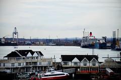 Southampton (Vintage Alexandra) Tags: queen mary 2 qm2 elizabeth qe cunard ship cruise ocean liner southampton england maritime photogrpahy travel