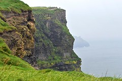 Cliffs of Moher (5) (AntyDiluvian) Tags: ireland tour vagabond driftwood cliff cliffsofmoher countyclare