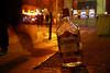 La Nausée — rue Hautefeuille, Paris, décembre 2016 (Stéphane Bily) Tags: gibsons gin paris trottoir bouteille sidewalk vide empty emptyness bottle alcool alcohol nuit night