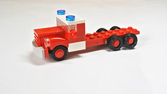 How to Build the Fire Truck Tatra 148 (MOC) (hajdekr) Tags: lego small simple easy truck firetruck red microscale microspace car vehicle automobile toy moc myowncreation creation tatra 148 howto manual tuto tutorial microfig figure microfigure tip tips assemblyinstruction buildingguide guide buildingblocks assembly instructions instruction