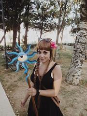 DSCF9133 (Vampire-squid) Tags: cosplay cosplayitalia cosplaygirl cosplayer italiancosplay italia italiancosplayer italy guruguru gurguru kokori magical magicalgirl sorcery wizard stick magicalstick