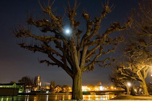 Nachts in Konstanz