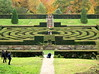 Maze at Chatsworth House (Tony Worrall) Tags: palace royal seat duke place sculpture statue art view event show exhibition location chatsworthhouse gardens items photos derbys derbyshire devonshire uk england architecture building stately home green outside maze candid