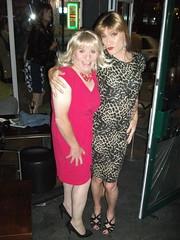Hanging Out With Vanessa (rachel cole 121) Tags: tv transvestites transgendered tgirls crossdressers cd