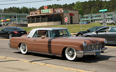1956-1957 Continental Mark II (SPV Automotive) Tags: 1956 1957 continental mark ii coupe classic car brown