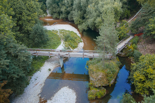 Kranj - the canyon of Kokra