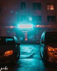 66-8994 (qauqe) Tags: vsco vscocam portra lightroom photography night time black white graffiti street urban old town tallinn estonia car vintage retro lights flare bokeh architecture tribe archipelago lxc kevin klein kln presets panorama