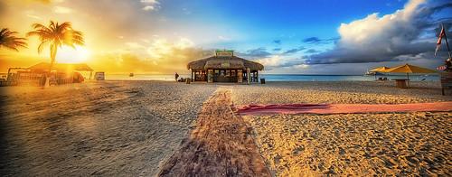 De Palm Pier, Aruba