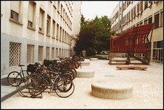 BIKE PARK (ThiefofMoments) Tags: analogico cursofotografia