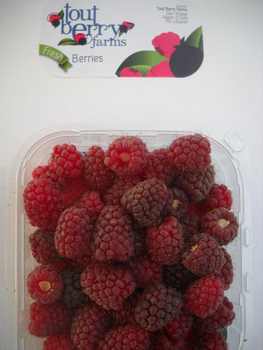 Tout Berry Loganberry Package May 22, 2015