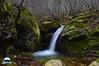Cascata torrente sulla Majella - Abruzzo - Italy