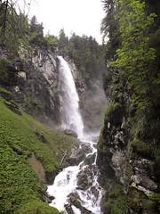 waterfall (davemiks) Tags: mountains alps green fall water waterfall secret seret
