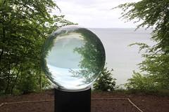 Horizon (Benny Hünersen) Tags: sea sculpture art june juni by lucy kunst horizon humphrey sculpturebythesea sculptures aarhus sculpturesbythesea århus 2015 skulpturer lucyhumphrey