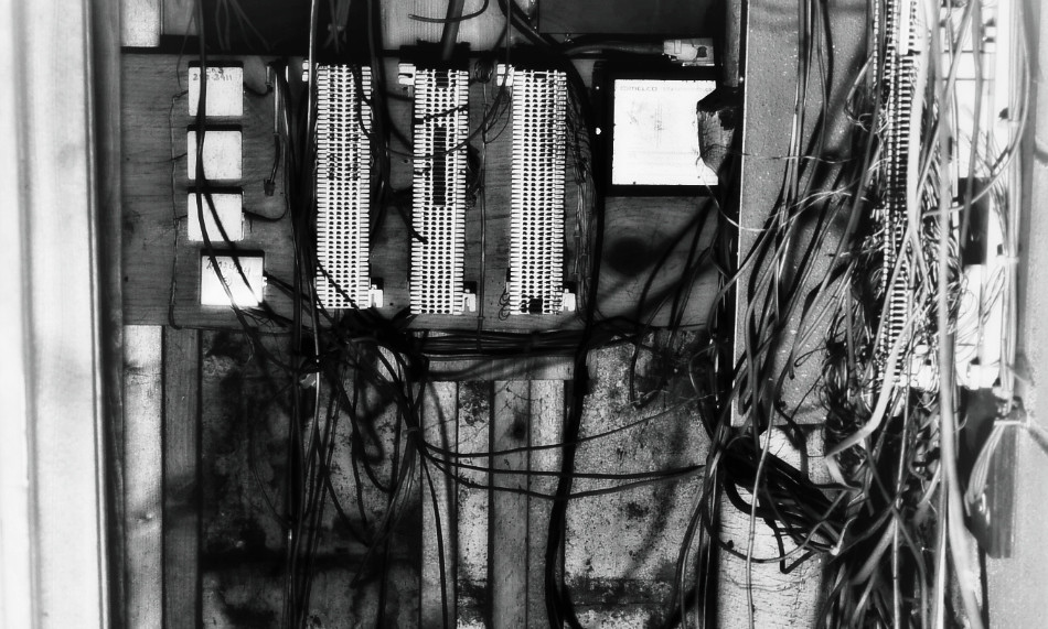 the world\u0027s most recently posted photos of circuit and wiringinbtweenspace (marked_man) tags blackandwhite bw building monochrome architecture design industrial wiring cords monochromatic