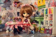 Mini Alexia (Nebi.) Tags: fashion doll dal kawaii pullip diorama mueca taeyang byul dotori yeolume