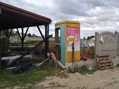 Deutsche Telefonzelle in Polen ...