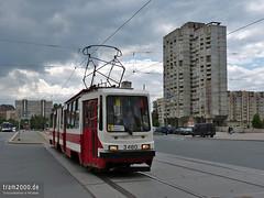 St. Petersburg (RUS) (tram2000@gmx.de) Tags: russia tram petersburg streetcar tramway strassenbahn tramvaj tranvia tramwaj russland россия трамвай санктпетербург strasenbahn
