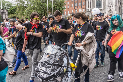DUBLIN PRIDE 2015 [ AMAZON STAFF WERE THERE - WERE YOU?]-106287