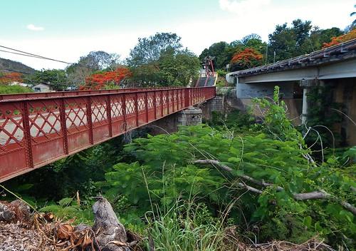 Padre Iñigo bridge, Coamo, Puerto Rico.