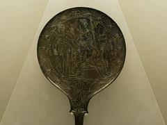 "Myths in the mirror - V (Egisto Sani) Tags: rome roma art mirror arte luna specchio etruscan pollux villagiulia polluce palestrina etrusca ""villa ""museo giulia"" amycos etrusco"" polydeuce amykos"