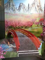 Chinese New Year 2015 (Tracy Lee Stum) Tags: china new hongkong chalk 3d mural year chinese murals hong kong illusion animation chalkdrawing 3dstreetart anamorphicart 3dartist 3dstreetpainting 3dchalkart 3dchalkpainting 3dchalkartist prpromotion