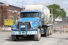 Empire Transit Mix (392) (RyanP77) Tags: nyc truck concrete mix model mixer dump r granite ready rex mack dm acl rd tractortrailer autocar maspeth etm empiretransitmix mcneilus