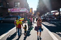 (ribonyc) Tags: street new york city nyc ny train real 7 jackson roosevelt queens mta avenue heights ribo azumaya roosey