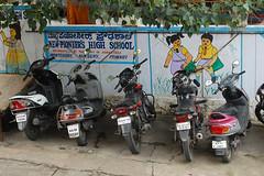 Modes of Transport (ramkumar999) Tags: india 50mm nikon motorcycle nikkor f18 d40