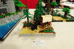 VA BrickFair 2015 Castle (EDWW day_dae (esteemedhelga)) Tags: castle lego bricks minifigs moc afol minifigures brickfair vabrickfair