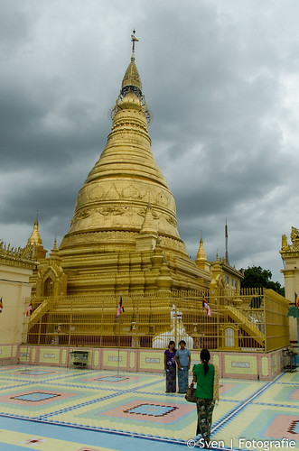 SoneOoPoneNyaShin Pagoda